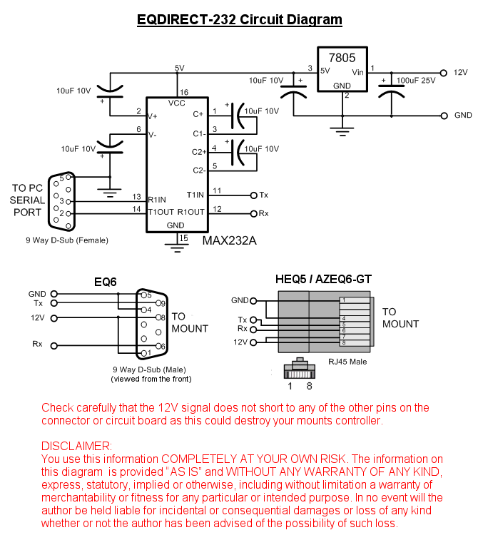 eqdirect_232 eqdirect rs232 to usb wiring diagram at readyjetset.co
